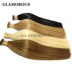 Top Quality Hair Double Drawn I-Tip Hair Human Hair Extension